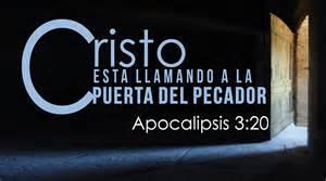 Cristoestatocandoatupuerta