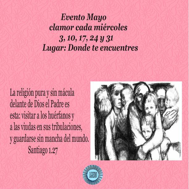 Evento Mayo