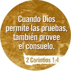 Las Pruebas y el Consuelo de Dios