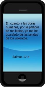 Salmos 17.4