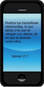 Salmos 17.7
